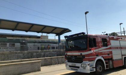 Travolto da un treno: morto in stazione a Melzo