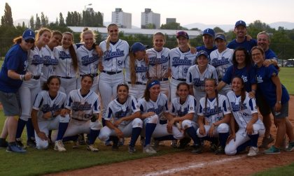 Softball: Italia U22 Campione d'Europa