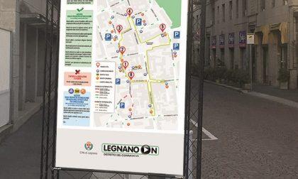 Nuova Ztl a Legnano: si parte mercoledì 25
