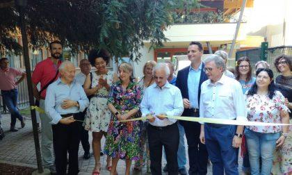 La Fondazione Ferrario inaugura il giardino dell'Alzheimer