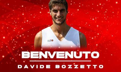 Davide Bozzetto al Legnano Basket