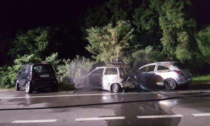Ancora auto bruciate a Vighignolo, frazione di Settimo Milanese