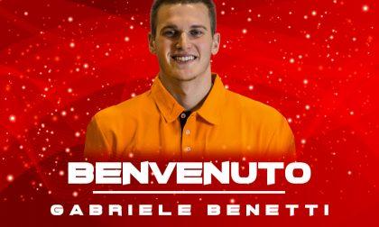 Gabriele Benetti è degli Knights