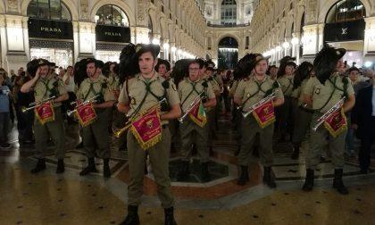 La fanfara incanta alla festa nazionale francese