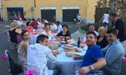 Cena Rosso Magenta, buona la prima!