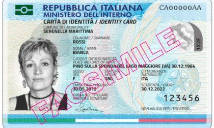 Rinnovo anticipato della carta d'identità elettronica