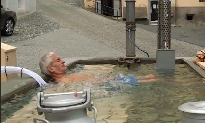 Il fontanile diventa oasi di benessere VIDEO