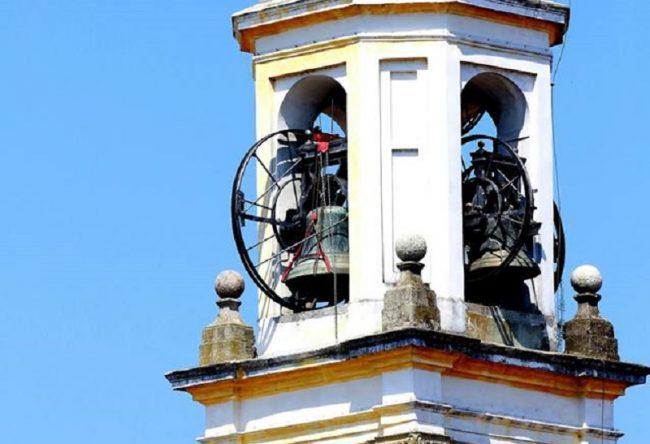 Gaggiano, Sant&#8217&#x3B;Invenzio: campane mute e orologio fermo