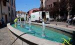 Notte Bianca a Gaggiano: torna in funzione la fontana di via Gramsci