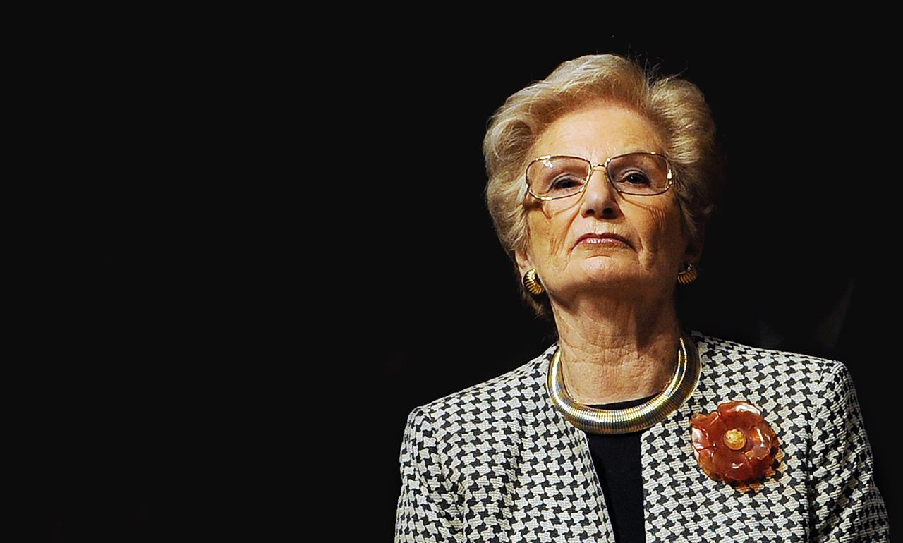 Liliana Segre, Alex Airoldi propone cittadinanza onoraria di Cerro Maggiore - Settegiorni