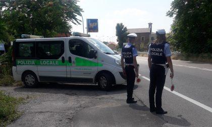 Servizio contro le truffe a Nerviano, fermata un'auto sospetta