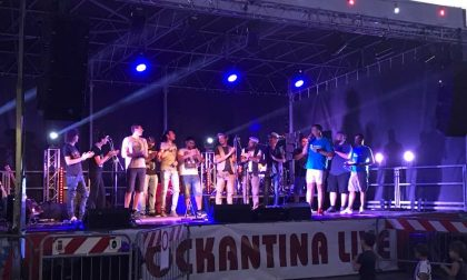 Rockantina a Inveruno: un altro pieno di successo