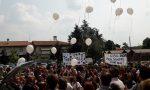 Funerale Salvatore, 19 palloncini bianchi per ricordarlo GALLERY
