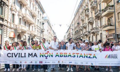 Pride, sindaci del territorio in prima linea VIDEO