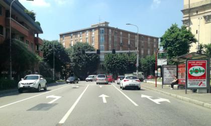 Semaforo in tilt: disagi tra Corso Europa e via Lainate
