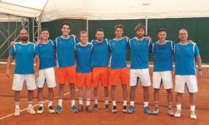 Il Circolo Tennis di Parabiago torna in serie B