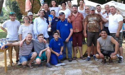 Euro Pesca Vermezzo: il trofeo in ricordo della famiglia Grottoli