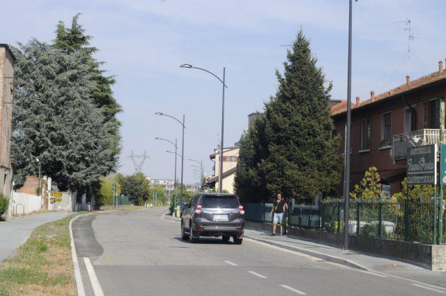 Viabilità modificata tra Novate Milanese e Cormano