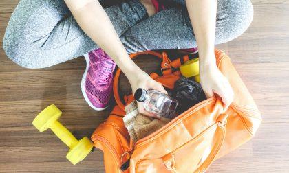 Primo giorno di crossfit: con che borsone ti presenti alla palestra?