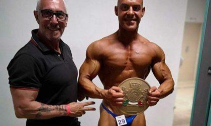 Ecco il nuovo campione italiano over 40 di bodybuilding