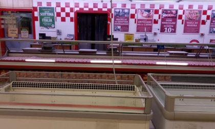 Crisi SuperDì: scaffali vuoti a Lomazzo, dipendenti preoccupati