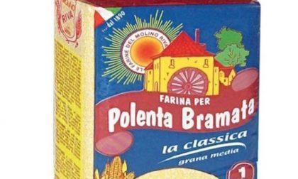 Farina italiana per polenta Bramata ritirata per presenza di micotossine