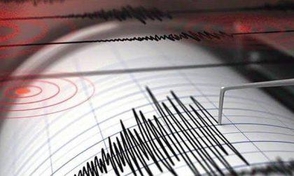 Due scosse di terremoto avvertite nel Nord Italia