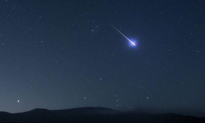 Stelle cadenti: arriva lo sciame meteorico delle Perseidi 2018