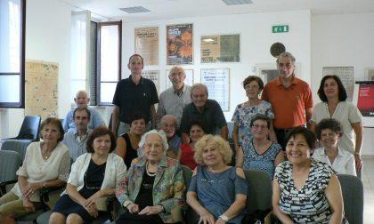 I volontari del Museo festeggiano i 100 anni di Carla Musazzi