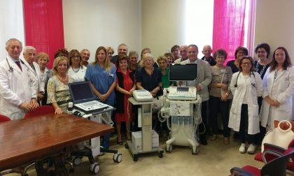 Ospedale di Saronno: donate diverse apparecchiature