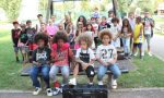 Videoclip al parco: Arese diventa un set cinematografico FOTO E VIDEO