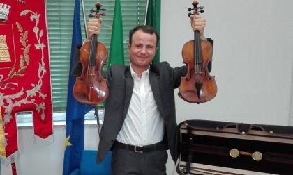 Uno Stradivari per la gente, a San Vittore la storia della liuteria