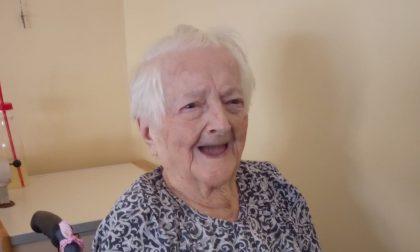 La super nonna Giuseppina spegne 105 candeline