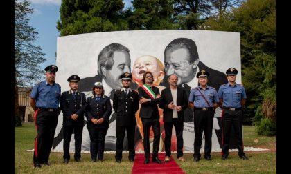 Inaugurato un monumento a Uboldo a Falcone e Borsellino