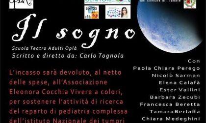 A teatro con Oplà per Vivere a Colori