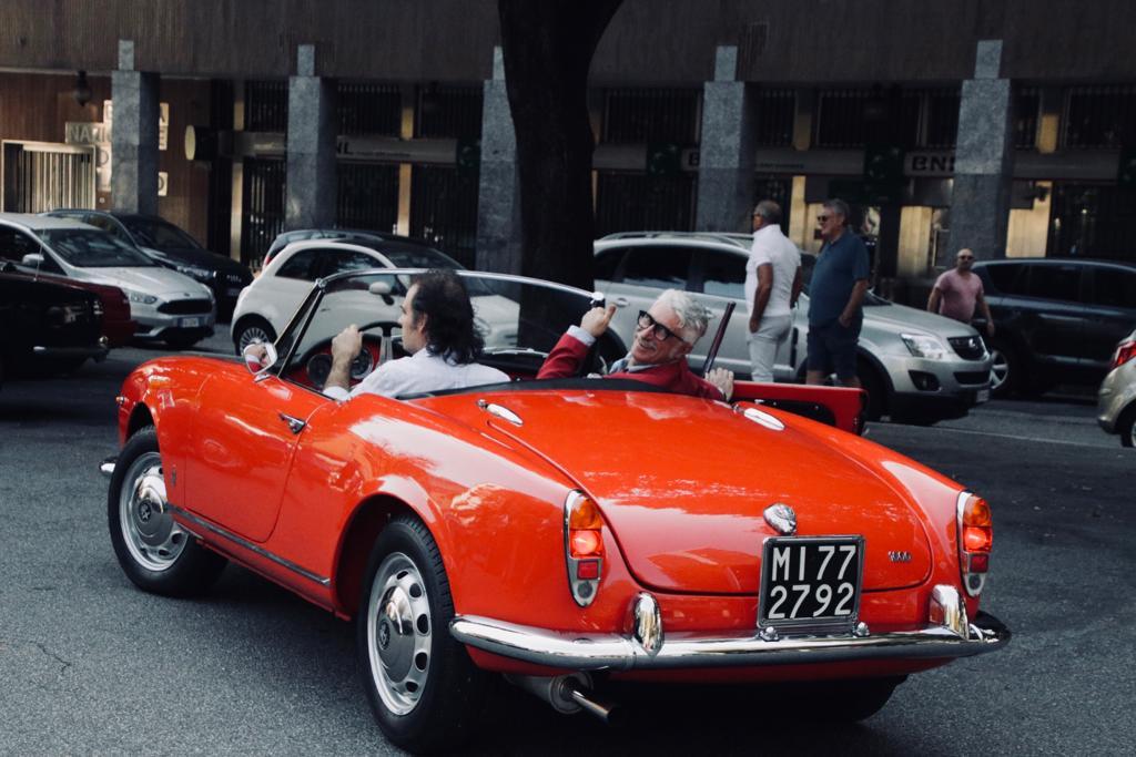Passione Alfa Romeo a Legnano