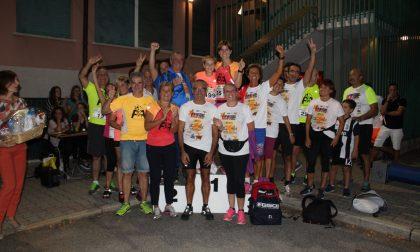 Arese run night, più di 500 alla corsa notturna GALLERY E VIDEO