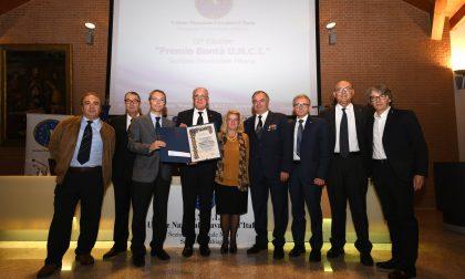 I Cavalieri d'Italia assegnano il 12° Premio Bontà