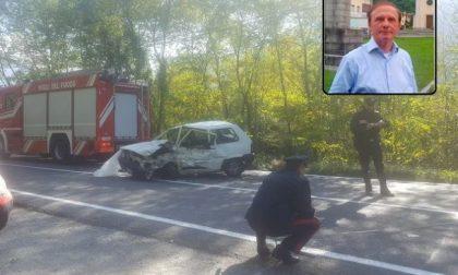 Tragedia sulla Provinciale: sacerdote muore in un'auto ribaltata