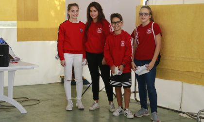 150 partecipanti alla festa di inizio stagione della Pallavolo Uisp Canegrate