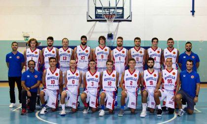 Basket C Silver stasera il big match Rovello-Calolzio