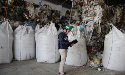 Discarica abusiva a Cornaredo: sequestrati 1.200 metri cubi di rifiuti