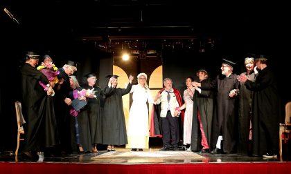 Teatro dialettale, Codos Gaggiano premiato da Gatal