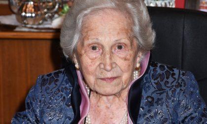 Donna Carla, 100 anni e una vita da imprenditrice