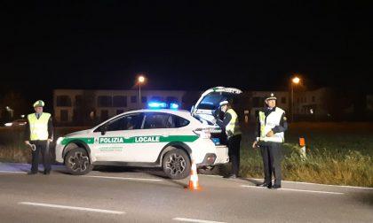 Smart, maxi controlli della Polizia locale nel Legnanese FOTO