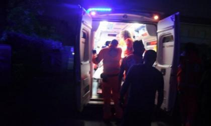 Tre incidenti, giovani feriti SIRENE DI NOTTE