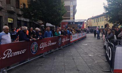 Ciclismo: la Milano-Torino parte da Magenta FOTO e VIDEO