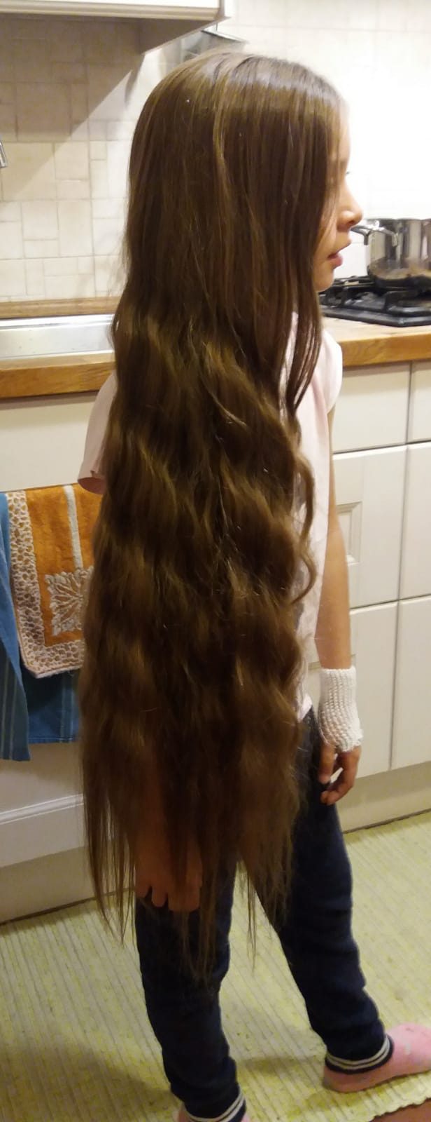 Chi ha i capelli piu lunghi del mondo