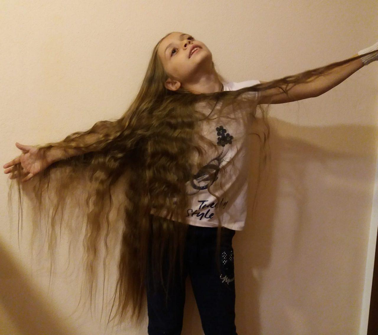 capelli più lunghi del mondo