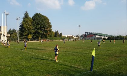 Rugby Tradate, si sognano tribune e spogliatoi